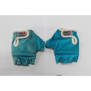 Handschoen AGU elite blauw XL kleurverschil
